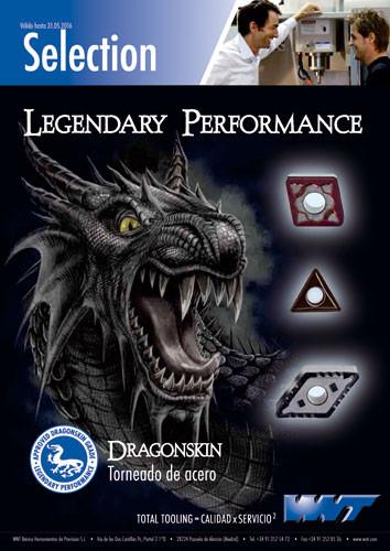 Dragonskin, la nueva generación de la tecnología de recubrimiento WNT
