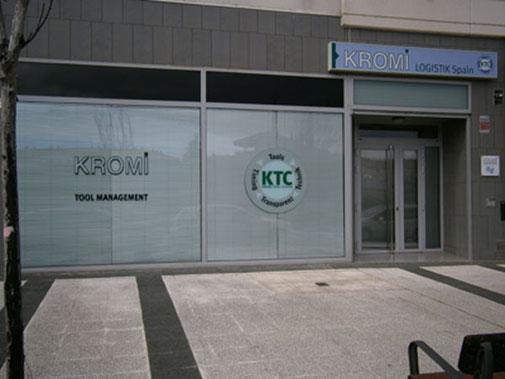 Kromi spain traslada sus oficinas y su almac n en vitoria for Oficinas vitoria