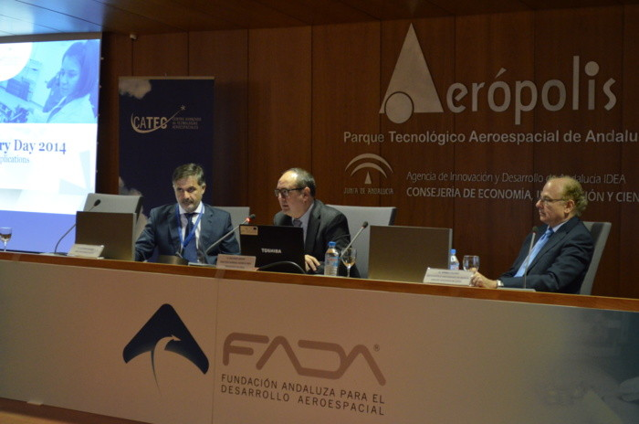 Más de 60 directivos y expertos de la industria aeroespacial se reúnen en Catec Industry Day