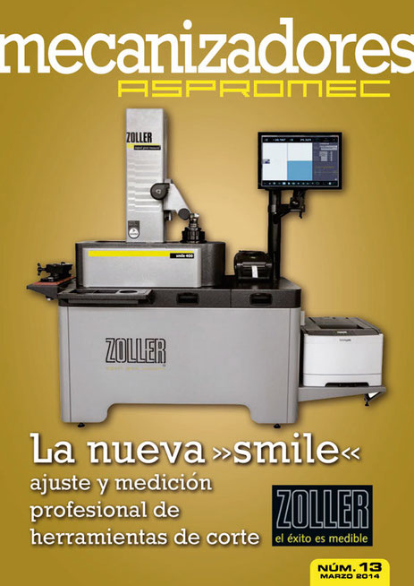 Revista Mecanizadores Aspromec nº 13
