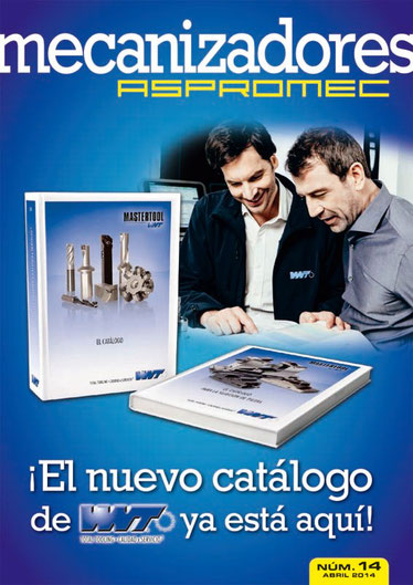 Revista Mecanizadores Aspromec nº 14