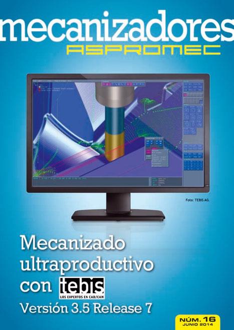 Revista Mecanizadores Aspromec nº 16