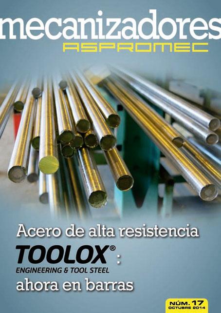 Revista Mecanizadores Aspromec nº 17