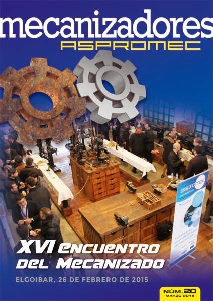 Revista Mecanizadores Aspromec nº 20