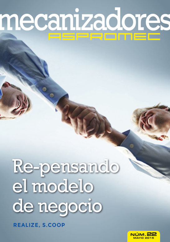 Revista Mecanizadores Aspromec nº 22