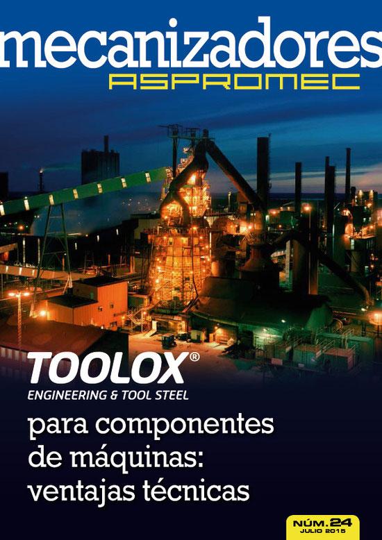 Revista Mecanizadores Aspromec nº 24