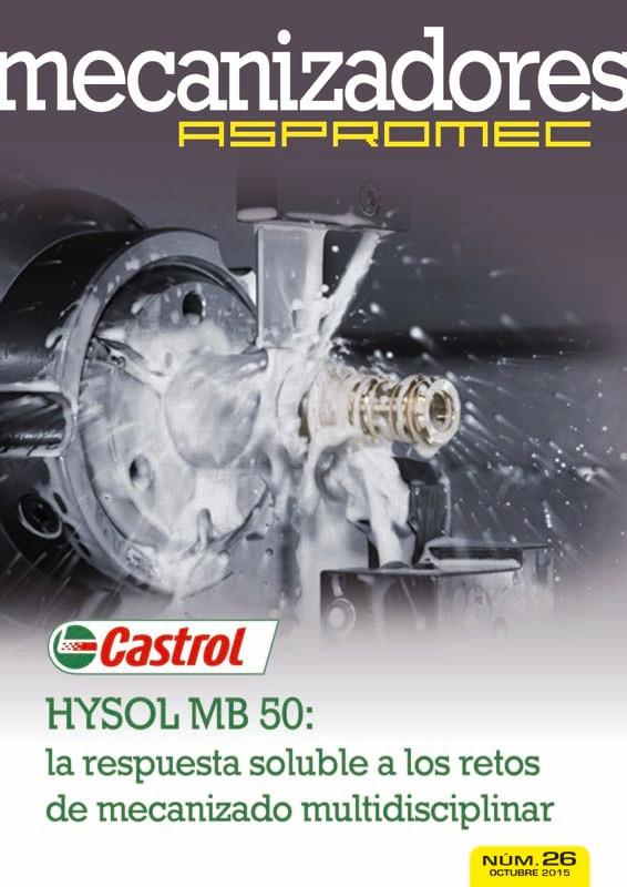 Revista Mecanizadores Aspromec nº 26