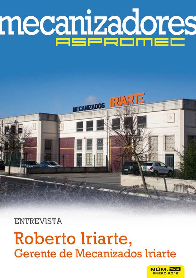 Revista Mecanizadores Aspromec nº 28
