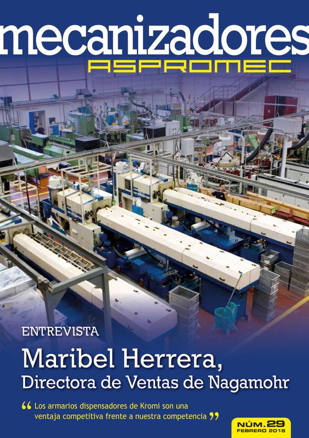 Revista Mecanizadores Aspromec nº 29