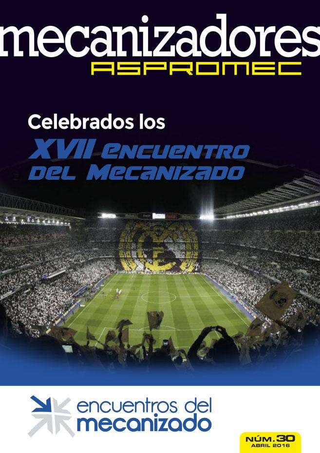 Revista Mecanizadores Aspromec nº 30