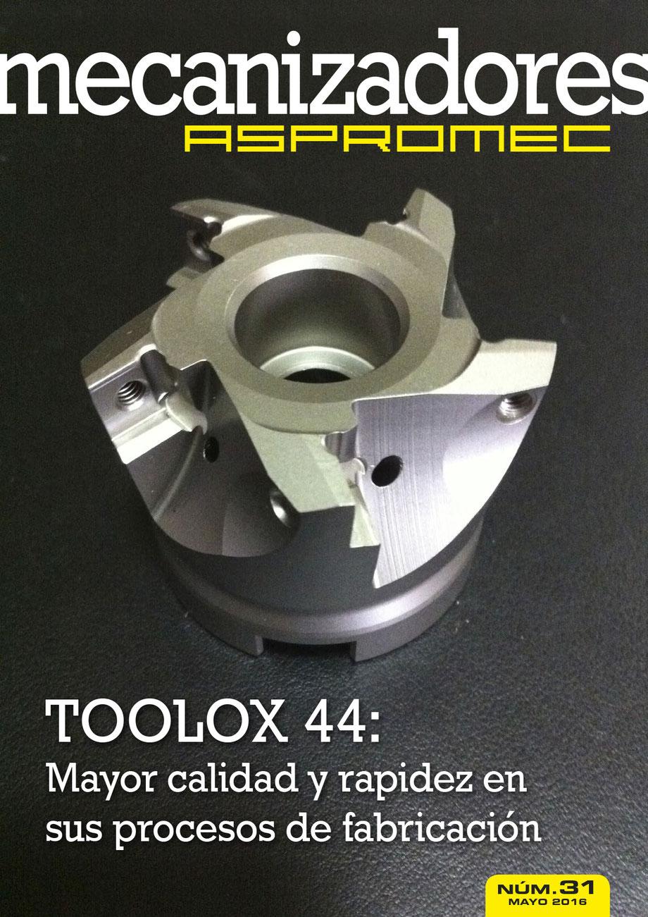 Revista Mecanizadores Aspromec nº 31
