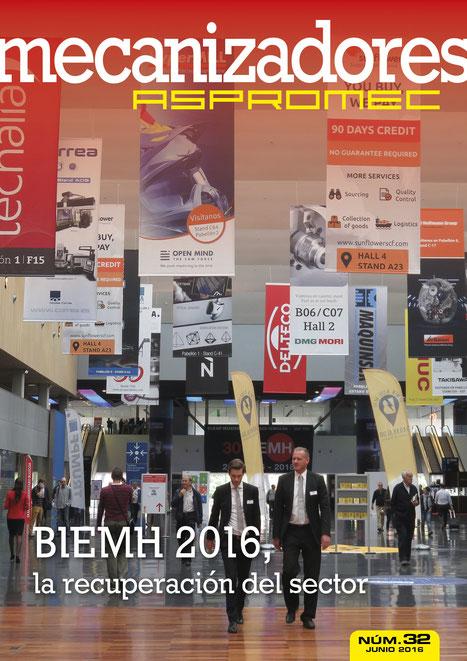 Revista Mecanizadores Aspromec nº 32
