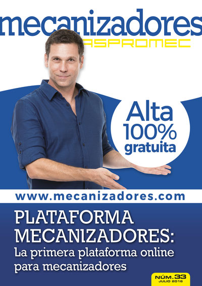 Revista Mecanizadores Aspromec nº 33