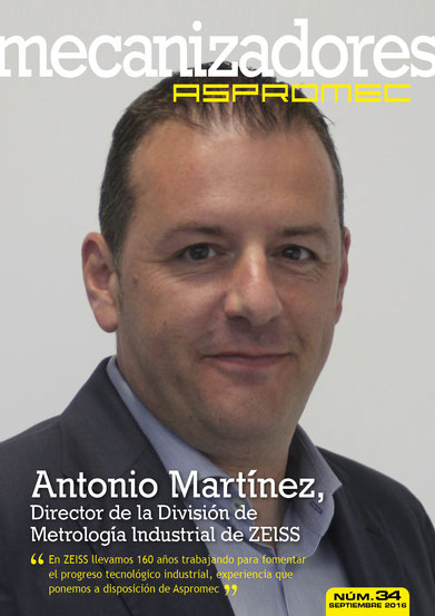 Revista Mecanizadores Aspromec nº 34