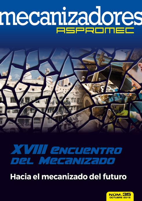 Revista Mecanizadores Aspromec nº 35