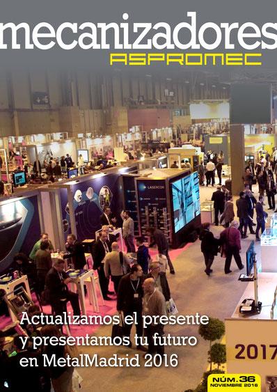 Revista Mecanizadores Aspromec nº 36