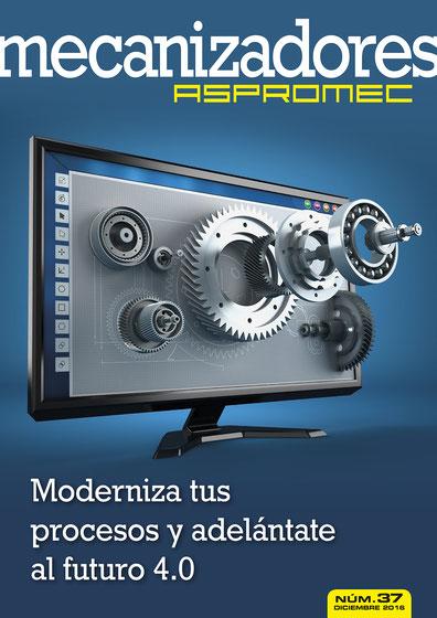 Revista Mecanizadores Aspromec nº 37