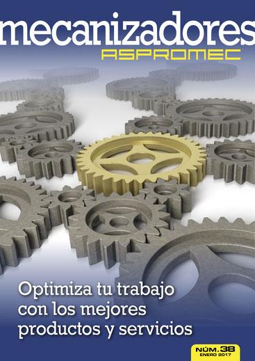 Revista Mecanizadores Aspromec nº 38