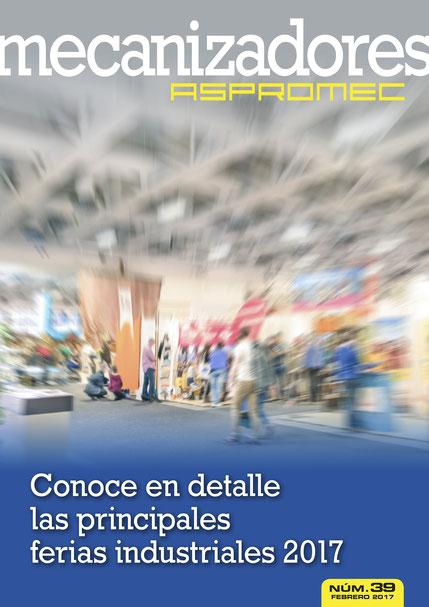 Revista Mecanizadores Aspromec nº 39