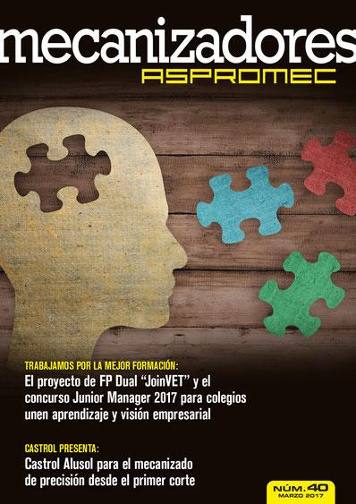 Revista Mecanizadores Aspromec nº 40