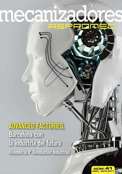 Revista Mecanizadores Aspromec nº 41