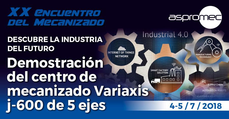XX Encuentro del Mecanizado - Paterna (Valencia)