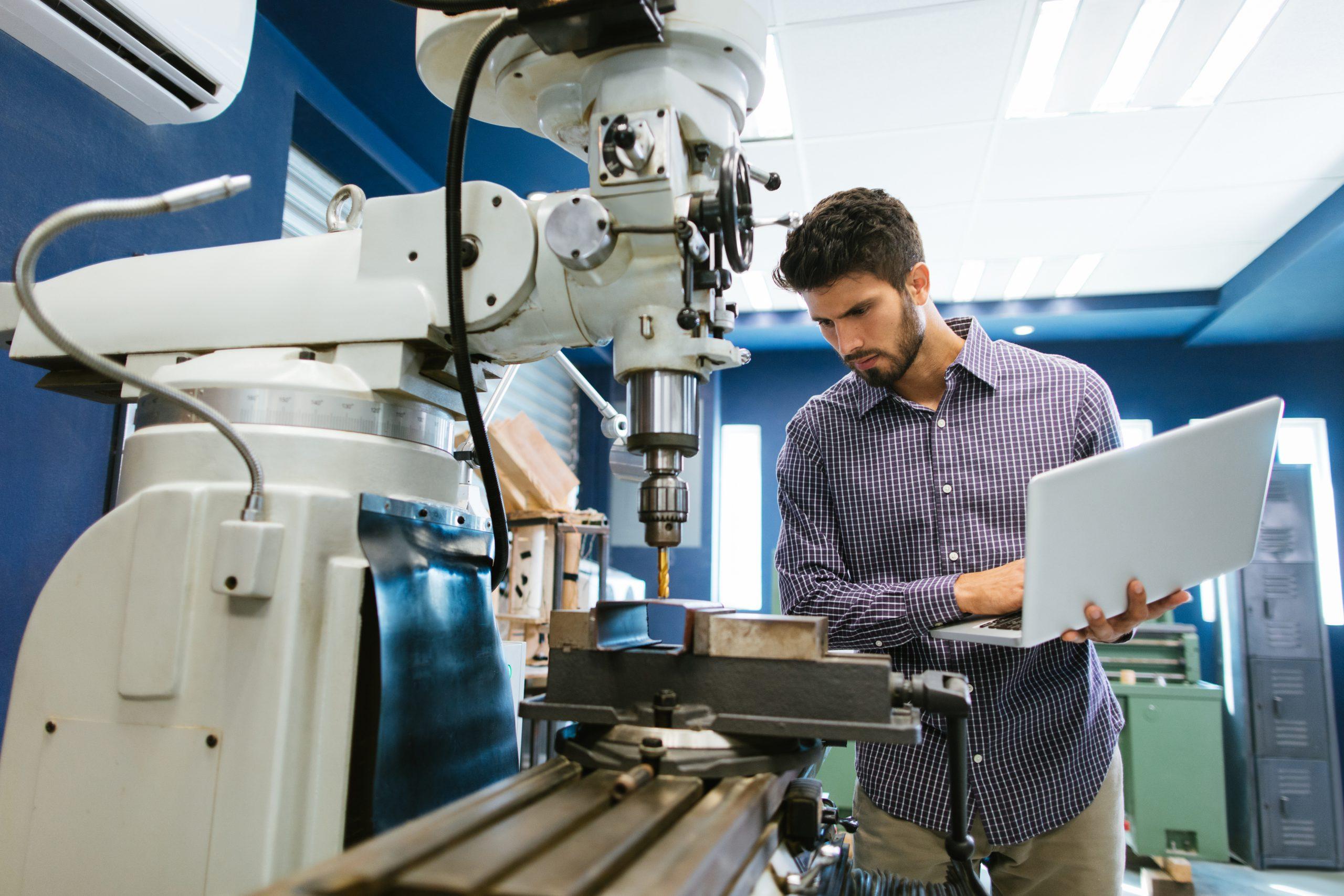 Industria 4.0 mecanizado