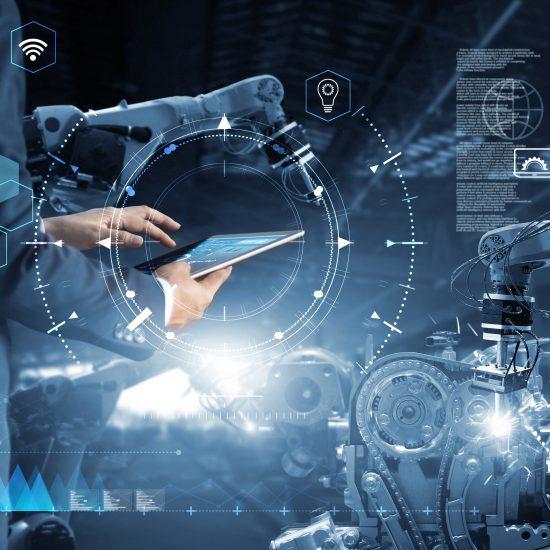 mecanizado smart factory